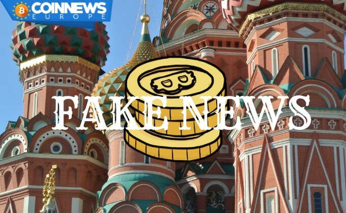Russia Bitcoin Fake News